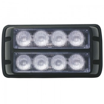 BARRA PEQ 8 LED 12/24V