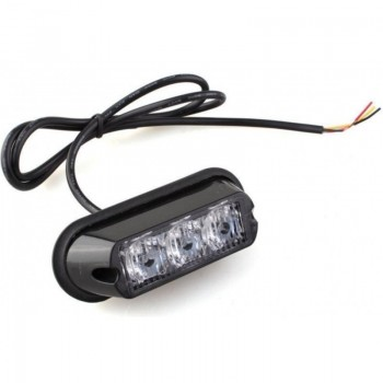 BARRA PEQ 3 LED 12/24V