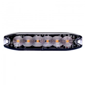 BARRA PEQ 6 LED 12/24V