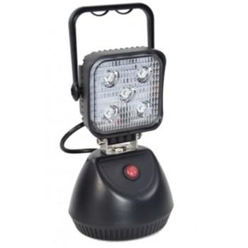 5 LED 15W DE TRABALHO COM...