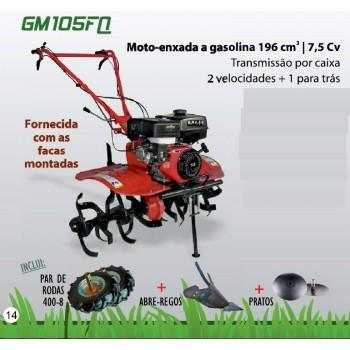 MOTO-ENXADA 7.5CV