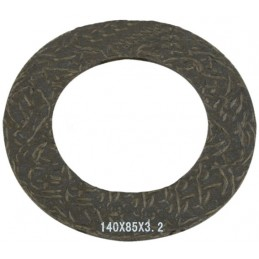 DISC EMB CARDAM  140x91x3 mm