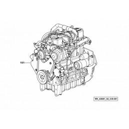 MOTOR ORIGINAL SDF -...