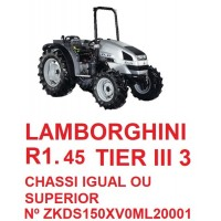 R1 45 TIER III 3 CHASSI IGUAL OU SUPERIOR ZKDS150XV0ML20001