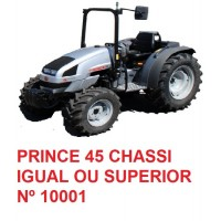 PRINCE 45 CHASSI SUPERIOR Nº 10001