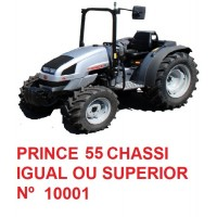 PRINCE 55 CHASSI IGUAL OU SUPERIOR Nº 10001