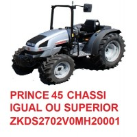 PRINCE 45 TIER III 3 CHASSI IGUAL OU SUPERIOR ZKDS2702V0MH20001