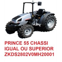PRINCE 55 TIER III 3 CHASSI IGUAL OU SUPERIOR ZKDS2802V0MH20001