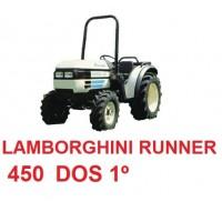 RUNNER 450( DOS 1º)
