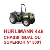 PRINCE 445 CHASSI IGUAL OU SUPERIOR AO Nº 5001