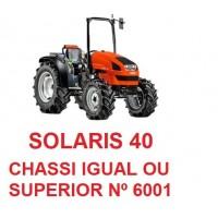 SOLARIS 40 CHASSI IGUAL OU SUPERIOR Nº6001