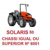 SOLARIS 50 CHASSI IGUAL OU SUPERIOR Nº 6001