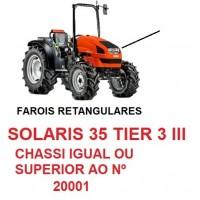 SOLARIS 35 CHASSI IGUAL OU SUPERIOR Nº 20001