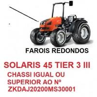 SOLARIS 45 CHASSI IGUAL OU SUPERIOR Nº ZKDAJ20200MS30001