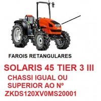 SOLARIS 45 CHASSI IGUAL OU SUPERIOR Nº ZKDS120XV0MS20001