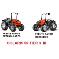 SOLARIS 55 TIER 3 III