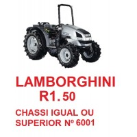 R1.50 CHASSI SUPERIOR Nº 6001